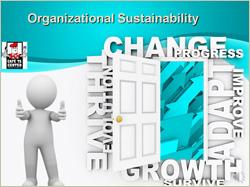 Organizational Sustainability, Part 1