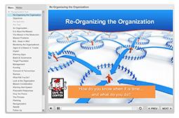 Re-Organizing the Organization